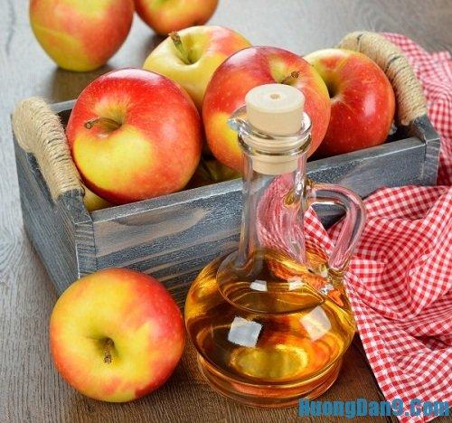 Hướng dẫn làm giấm táo ngon nhất