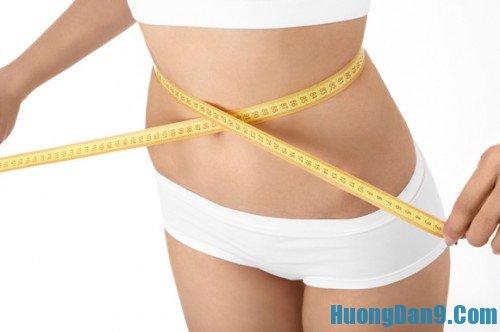 Hướng dẫn cách giảm mỡ bụng