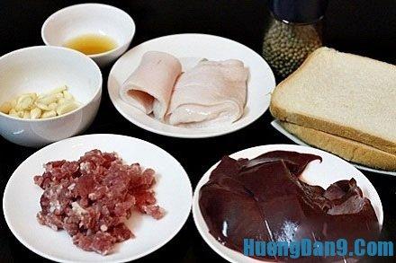 Những nguyên liệu cần chuẩn bị để làm bánh mì que cay ngon