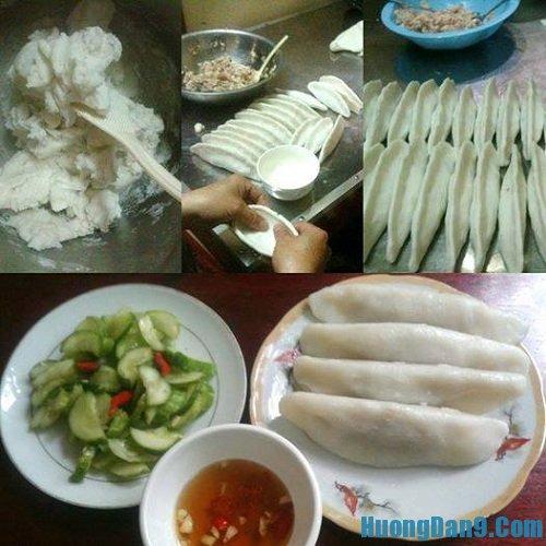 Học cách làm bánh tại ngon, thơm và dẻo đúng chuẩn người Phú Thọ