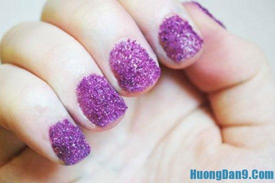 Hướng dẫn cách làm nail từ đường độc đáo và hấp dẫn