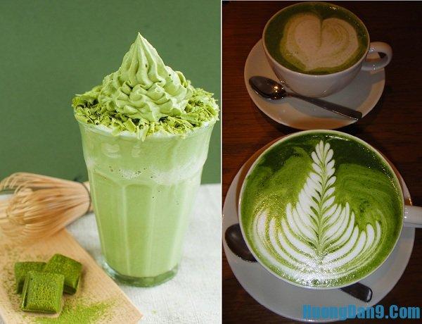 Yêu cầu thành phẩm và cách thưởng thức trà sữa matcha Nhật Bản ngon đúng chất nhất