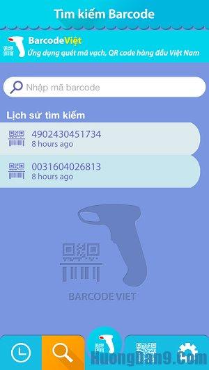 Cách sử dụng phần mềm đọc mã vạch chống hàng giả
