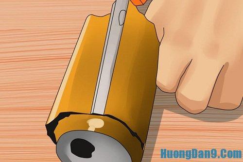 Hướng dẫn cách làm tăng sóng wifi ở nhà bằng lon bia