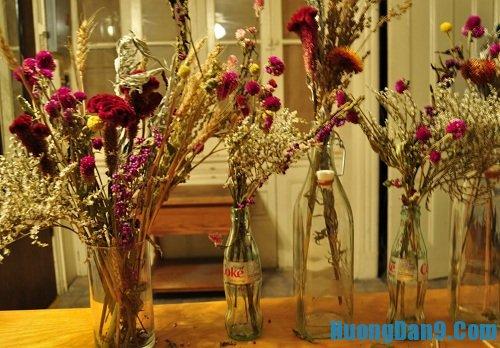 Hướng dẫn cách làm hoa tươi đơn giản tại nhà