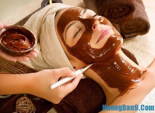 Hướng dẫn cách làm mặt nạ chocolate và cách sử dụng