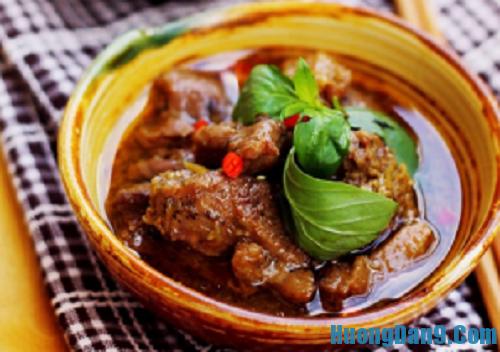 Hướng dẫn cách làm thịt vịt kho sả thơm ngon hấp dẫn
