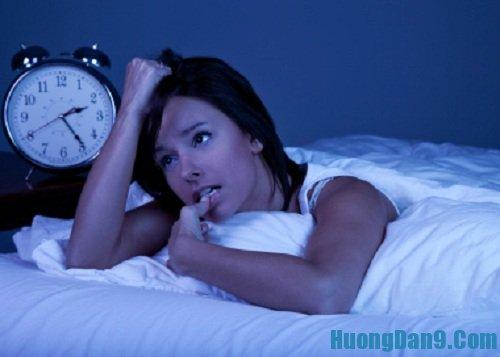 Hướng dẫn cách chữa mất ngủ đơn giản mà hiệu quả