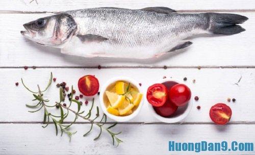 Hướng dẫn cách khử mùi tanh của cá hiệu quả