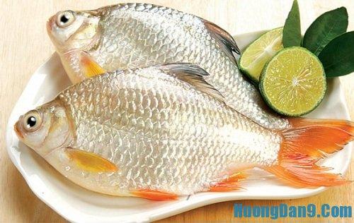 Hướng dẫn cách khử mùi tanh của cá bằng chanh