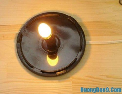 Cách làm đèn ngủ handmade cực đẹp