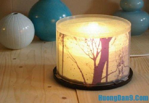 Hướng dẫn cách làm đèn ngủ Hanmade cực đẹp tại nhà