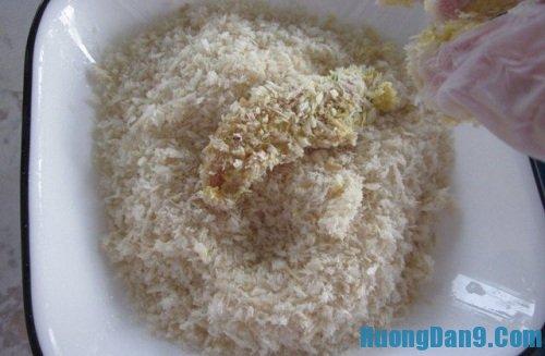 Hướng dẫn chi tiết cách làm gà chiên sốt sữa chua