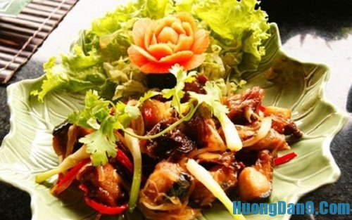 Hướng dẫn cách làm thịt thỏ nấu nấm cực thơm ngon