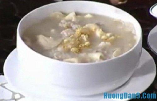 Hướng dẫn cách nấu cháo nấm bào ngư thơm ngon