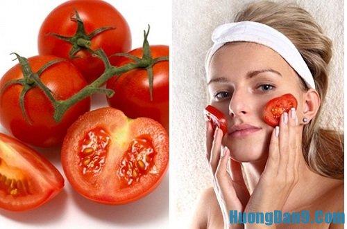 Hướng dẫn cách tẩy lông mặt bằng cà chua
