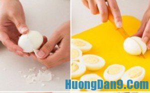 Hướng dẫn cách làm trứng Mimosa tuyệt ngon
