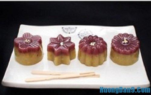 Hướng dẫn cách làm bánh wagashi Nhật Bản thơm ngon
