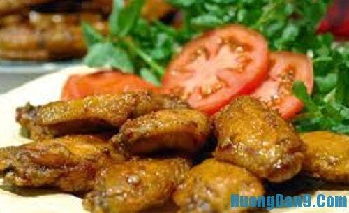 Hướng dẫn cách làm gà rán ngũ vị hương cực hấp dẫn