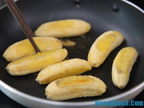 Thực hiện cách làm bánh Crepe chuối thơm ngon đẹp mắt