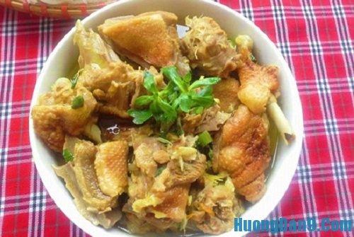 Hướng dẫn cách làm vịt nấu giả cày thơm ngon cho gia đình