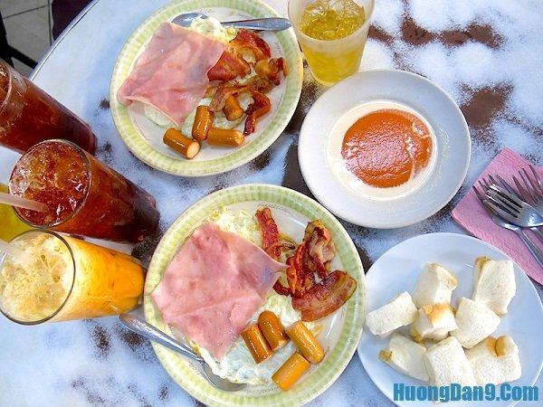 Điểm ăn uống ở Bangkok ngon, ngon, hấp dẫn: Quán On Lok Yun là trang phục ăn ở Bangkok