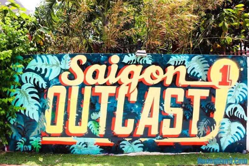Những khu vui chơi ở Sài Gòn. Sài Gòn Outcast